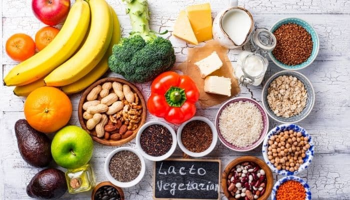 La dieta vegetariana sana