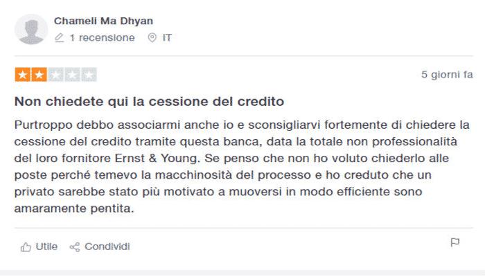prestiti online veloci Fineco