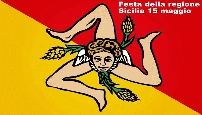 festa della regione Sicilia 15 maggio autonomia-siciliana