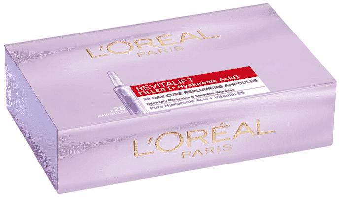 loreal siero ialuronico trattamento viso