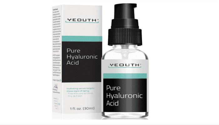 siero viso idratante acido ialuronico