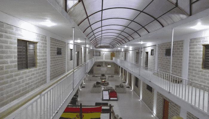 Salar de Uyuni  Casa de Sal - Salt Hotel
