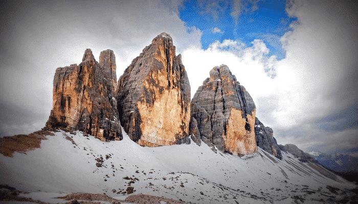 le tre cime di Lavaredo Idee vacanze