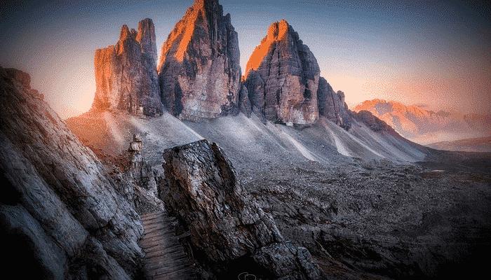 Tre cime di Lavaredo Idee vacanze