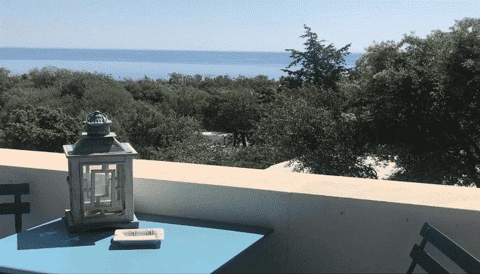 cala luna Sardegna  Palmasera Bed & Breakfast